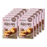 (한박스/10개입) 큐원 파운드케익믹스 (오븐용)