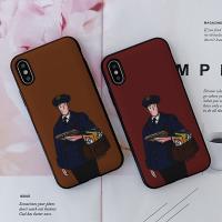 아이폰7플러스 옌투옌 Mailman 카드케이스