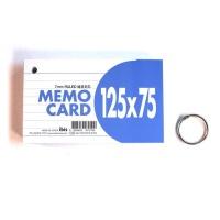 아이비스 1500 메모카드(125x75) 11135