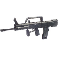 블록테크닉 QBZ95 95식소총 블럭총 작동블록CBT240057