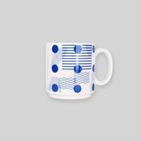 Night sea island mug