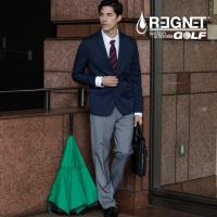[REGNET]더욱 커진 27인치형 정품 거꾸로 우산 레그넷 골프 수동
