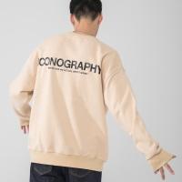 900G 헤비코튼 볼륨프린트 ICONOGRAPHY BE