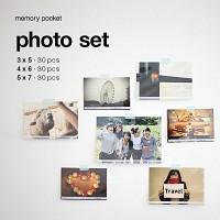 메모리 포켓 - 사진세트 90장