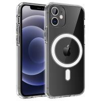 아이폰12미니 맥세이프 호환 자석 투명 케이스