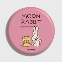 [어프어프] 손거울 Moon rabbit-pink