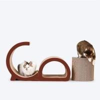 [봉봉펫닷컴] 고양이 3단 조립형 스크래쳐