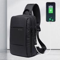 [DICUBO]스마트 USB 차지 방수 슬링 크로스백 DC8218