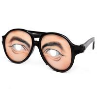 남자눈 안경
