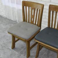 잔느 1인 원목 의자