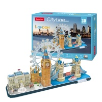 3D퍼즐 시티라인 런던