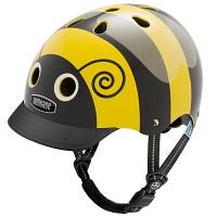 [LNG3-1097-XS] 유아용 리틀너티 헬멧 - Bumble Bee (범블비)