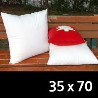[콩지] 폴리에 쿠션솜 35x70