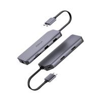 위즈플랫 썬더볼트3 맥북용 멀티허브 UC820