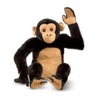 침팬지 봉제인형