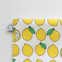 옐로 레몬 파우치