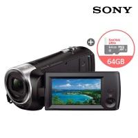 [정품e] 소니 핸디캠 HDR-CX405 캠코더 + 64GB 패키지