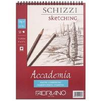 아카데미아 스케치북[스프링형](A3)-120g