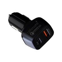 45W PD+QC3.0 2포트 급속 충전기 (단품)