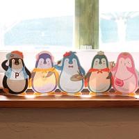 가랜드카드 Everyday penguin