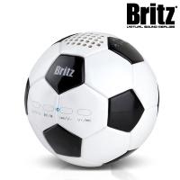브리츠 휴대용 블루투스 스피커 BZ-MAB18 Foot Ball (MicroSD카드 재생 / 외부입력 AUX 단자 / USB 충전)
