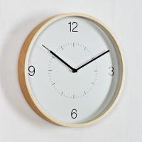 (kjya474)저소음 네숫자 원목벽시계