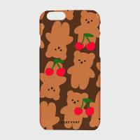 Dot cherry big bear-brown