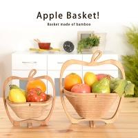[무료배송] immi 애플 바스켓 소품바구니 연필꽂이 냄비받침