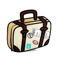 점프프롬페이퍼 Jump From Paper -Travel Fever 2D가방 만화가방 패션가방 태블릿pc수납