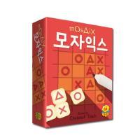 모자익스 도형 퍼즐 보드게임(8세이상,1-4인)