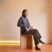 [리우목공방] Q CHIAR 의자