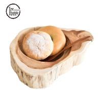 [TREHYGGE] 트레휘게 향나무 수제 보울 식기 (TH-HBW001)