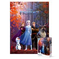 150피스 직소퍼즐 - 겨울왕국 2 새로운 여행