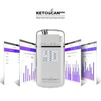 케토스캔 미니 호흡 케톤 측정기 (체지방 분해측정)