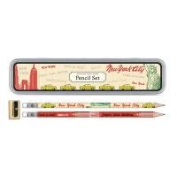 카발리니 연필케이스 세트 - 뉴욕