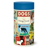빈티지퍼즐 - Dogs