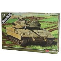 [아카데미과학] 1/35 메르카바 Mk.IID 이스라엘 육군 탱크 프라모델 (13286)