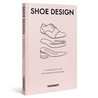 FASHIONARY 패셔너리 슈즈 디자인 북 _ SHOES DESIGN BOOK (슈즈디자이너)