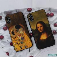 아이폰6 명화 카드케이스