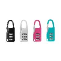 [핑크돼지] 휴대용 클립 자물쇠