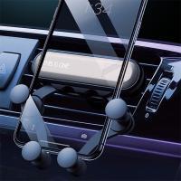 안전한 송풍구 오토피팅 스마트폰 자동 거치대 AC1