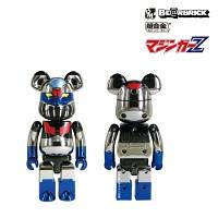 [KINKI ROBOT] 200% BEARBRICK MAZINGER Z (1510008)
