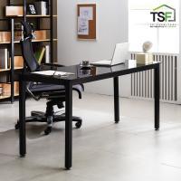 TS-04 강화유리 책상 1800x800