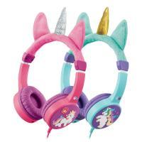 엑토 유니콘 어학용 청력보호 어린이 헤드폰 HDP-13