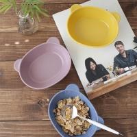 [2HOT] 파스텔 실리콘 간식 그릇