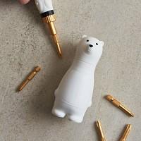 ]iThinking 스페셜에디션 베어파파 드라이버 세트 - 화이트 북극곰