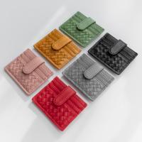 패턴 여성지갑 미니 카드지갑