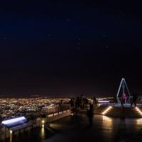 홋카이도 버스투어 - 삿포로 야경 디너코스 : 모이와야마 전망대 & 오쿠라야마 램 다이닝 디너