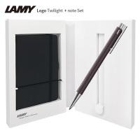 [LAMY]라미 로고트와일라잇볼펜+노트세트 LM206TW