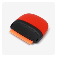 플라스틱 미니 스크래퍼 썬팅 랩핑 작업용 세차 차량
